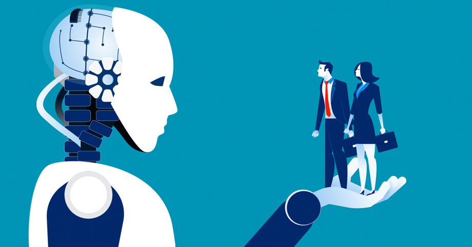 Inteligencia Artificial en operaciones comerciales i cloud seven